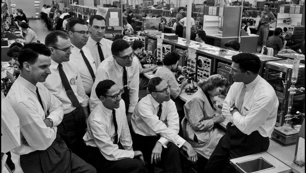 Robert Noyce en Fairchild Semiconductors